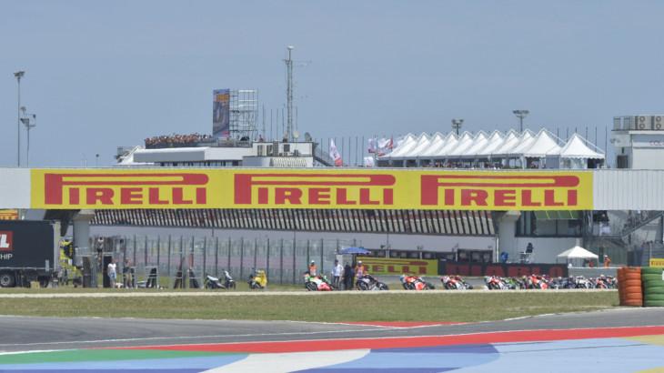 ピレリ(Pirelli)FIM スーパーバイク世界選手権(SBK)2021 ミサノ戦 プレビュー