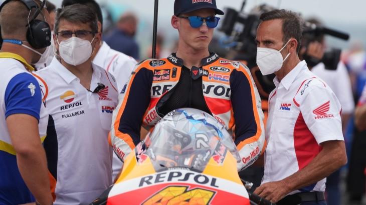 MotoGP2021 ドイツGP10位 ポル・エスパルガロ「もっと出来たはずという思いがある」