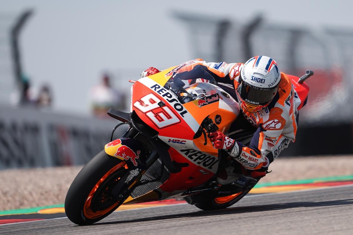 ドイツGP予選5位 マルク・マルケス「今年の中では最高の予選だった」