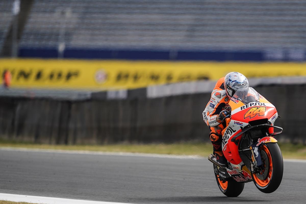 MotoGP2021オランダGP 初日総合2位ポル・エスパルガロ「今日はとても良い1日だった」
