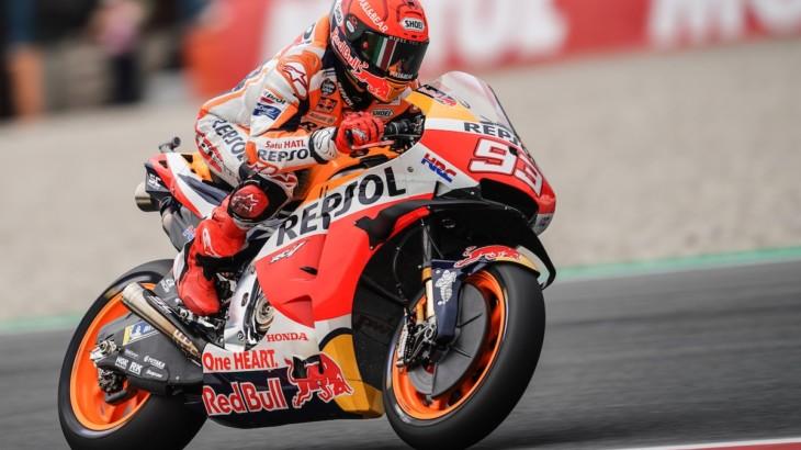 MotoGP2021スティリアGP マルク・マルケス「心理的、身体的に休息を取ることが出来た」