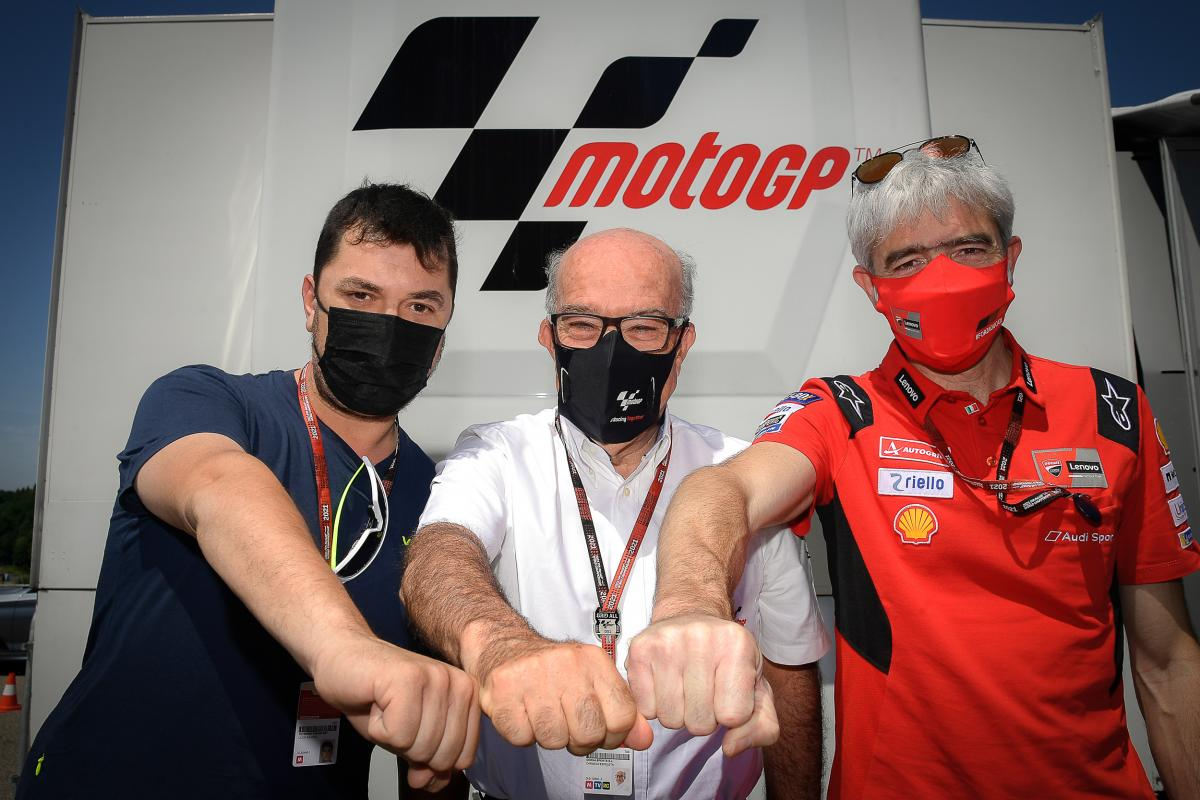 アラムコ・レーシング・チームVR46 Ducatiと2022年から2024年の3年契約でMotoGPに参戦