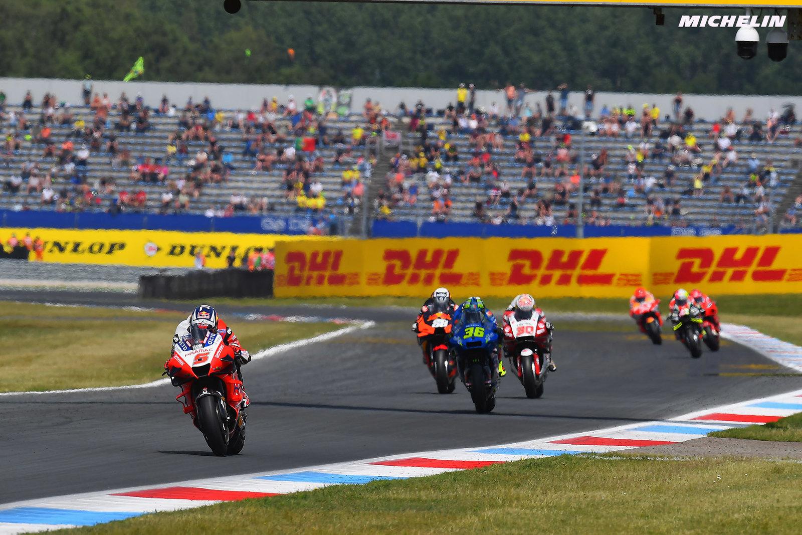 MotoGP2021オランダGP 9位中上 貴晶「オーストリアの2戦が楽しみ」