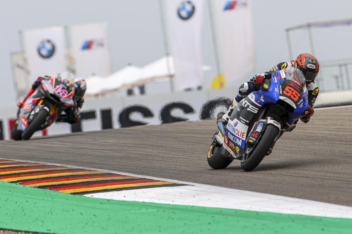ドイツGP NTS RW Racing GP決勝レースレポート