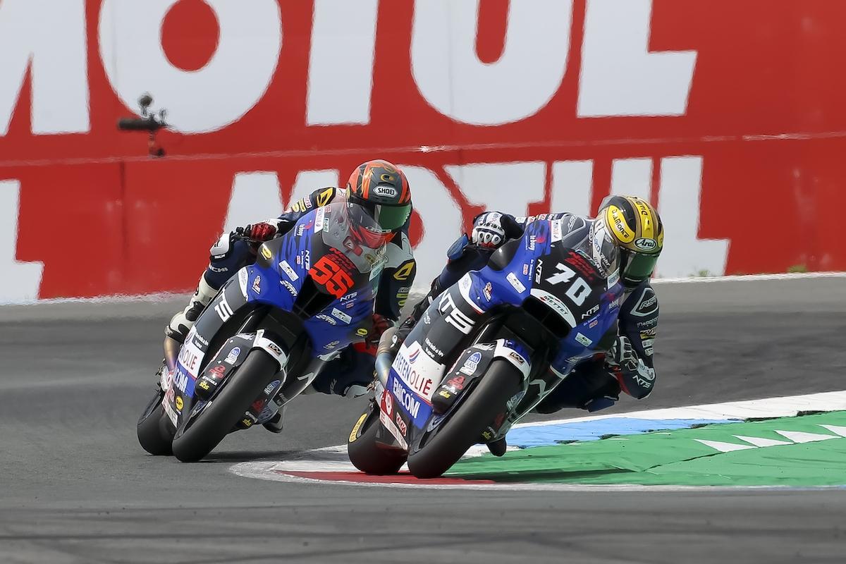 NTS RW Racing GP オランダGP決勝レースレポート