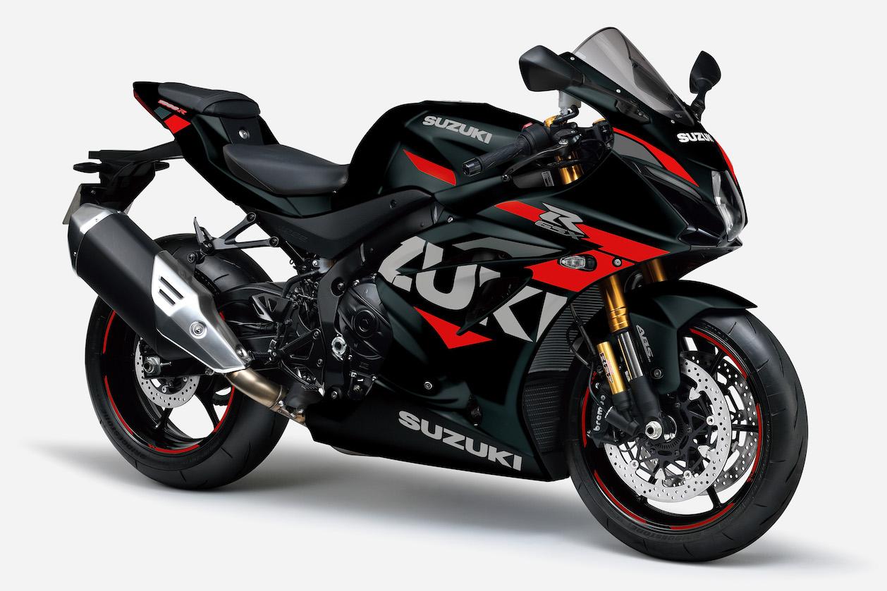 スズキ株式会社 GSX‐R1000R ABSのカラーリングを変更して7月30日発売