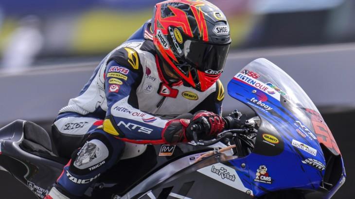 NTS RW Racing GP オランダGP公式練習1、公式練習2レポート