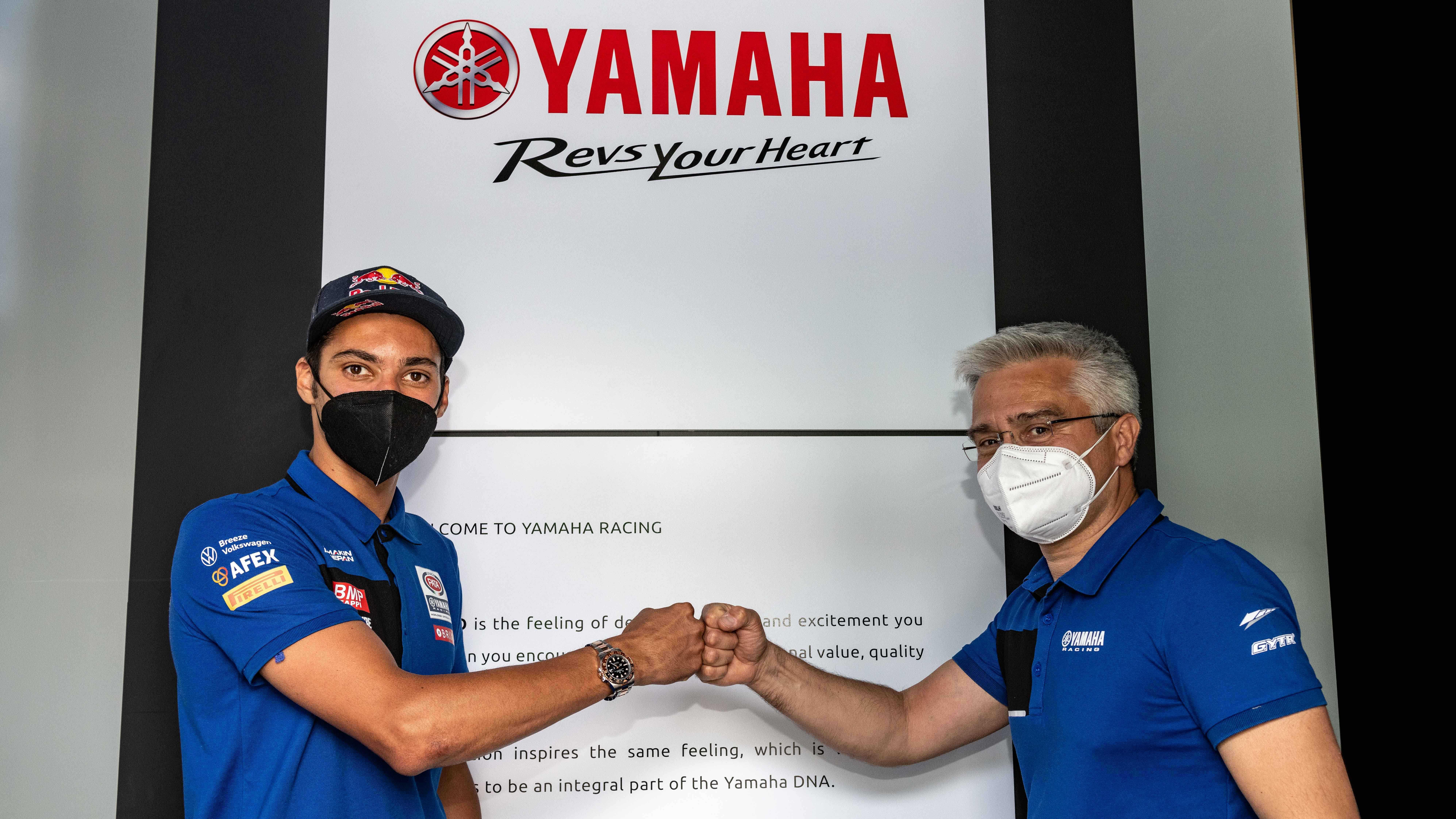 トプラック・ラズガトリオグル 2023年までヤマハからFIM スーパーバイク世界選手権(SBK)に参戦