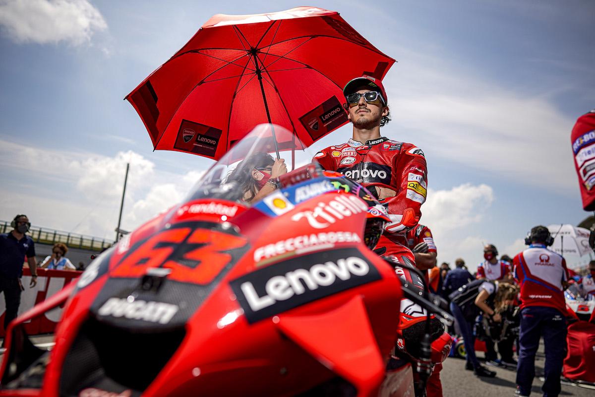 MotoGP2021オランダGP 6位フランセスコ・バグナイア「避けられたはずのミスを犯してしまった」