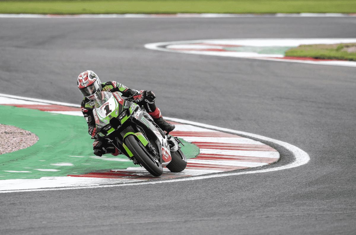 FIM スーパーバイク世界選手権(SBK)イギリス戦 ジョナサン・レイ「これからは全てのチャンスを最大化したい」