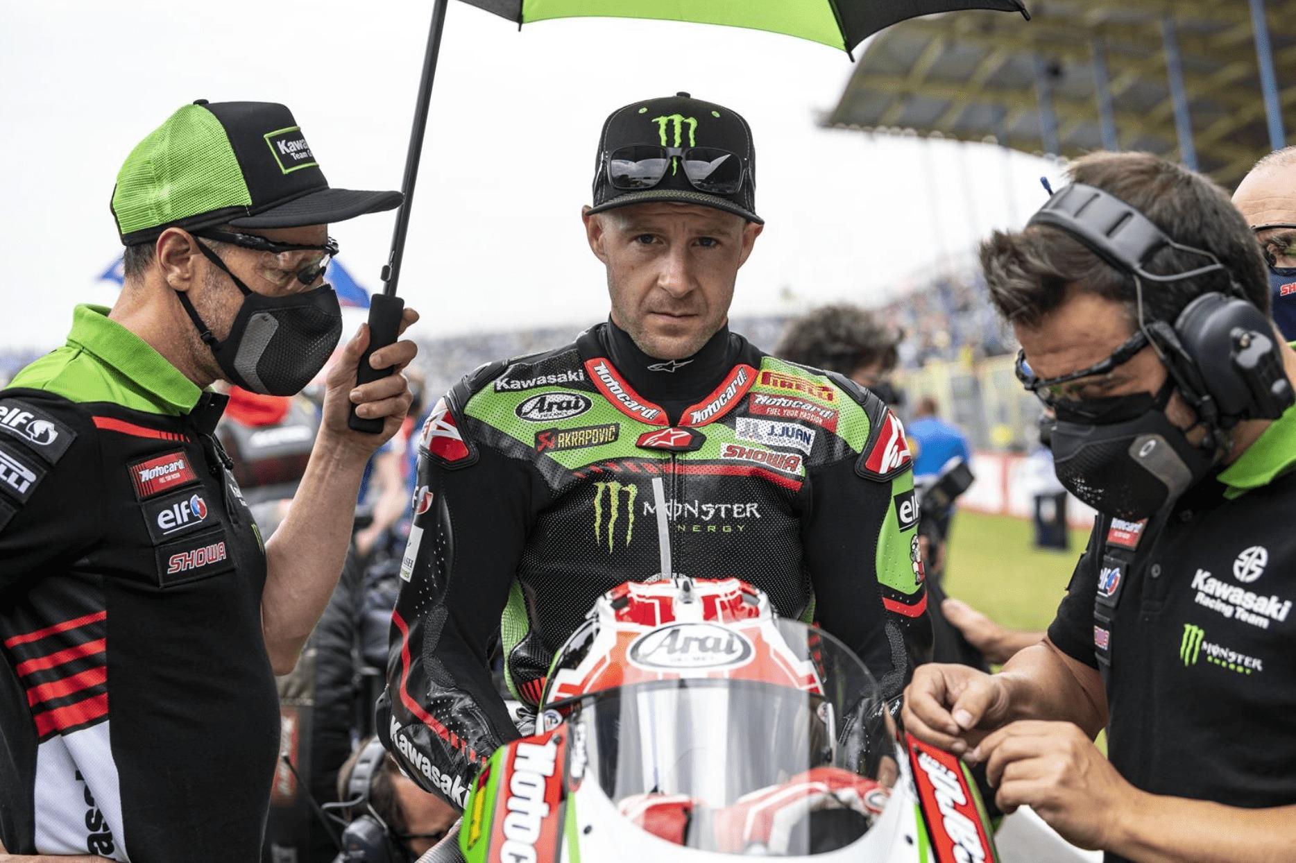 ジョナサン・レイ「MotoGPで走る可能性は常に考えている」