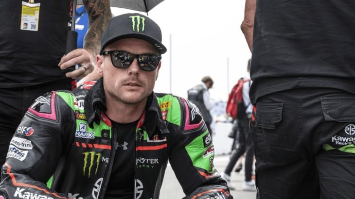 FIM スーパーバイク世界選手権(SBK)オランダ戦 アレックス・ロウズ「次回はフィジカルを整えて挑みたい」
