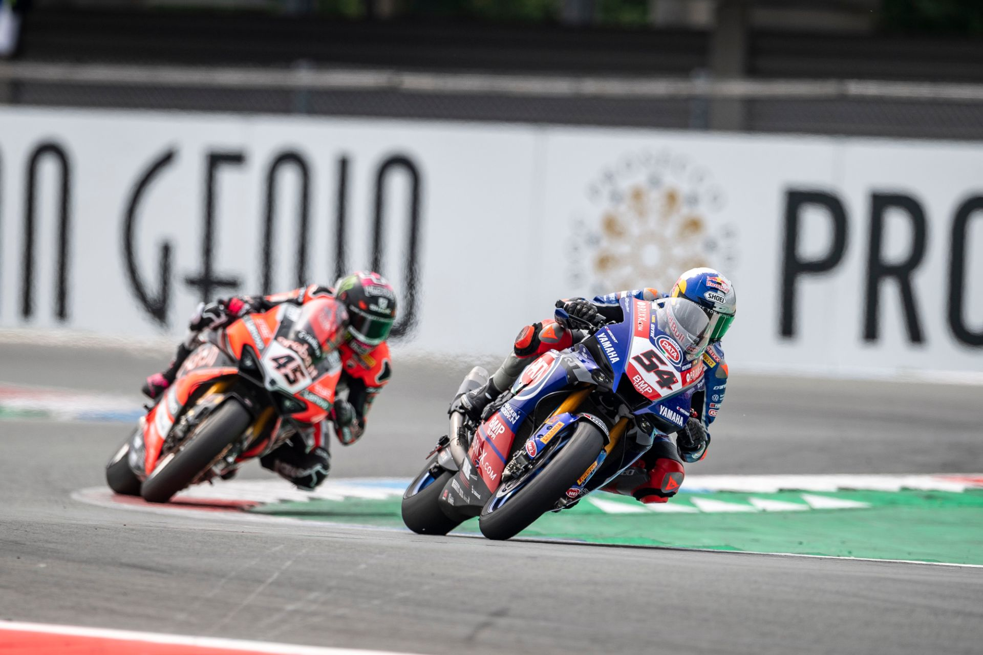 ピレリ(Pirelli)レースレビュー FIM スーパーバイク世界選手権(SBK)オランダ戦レース1