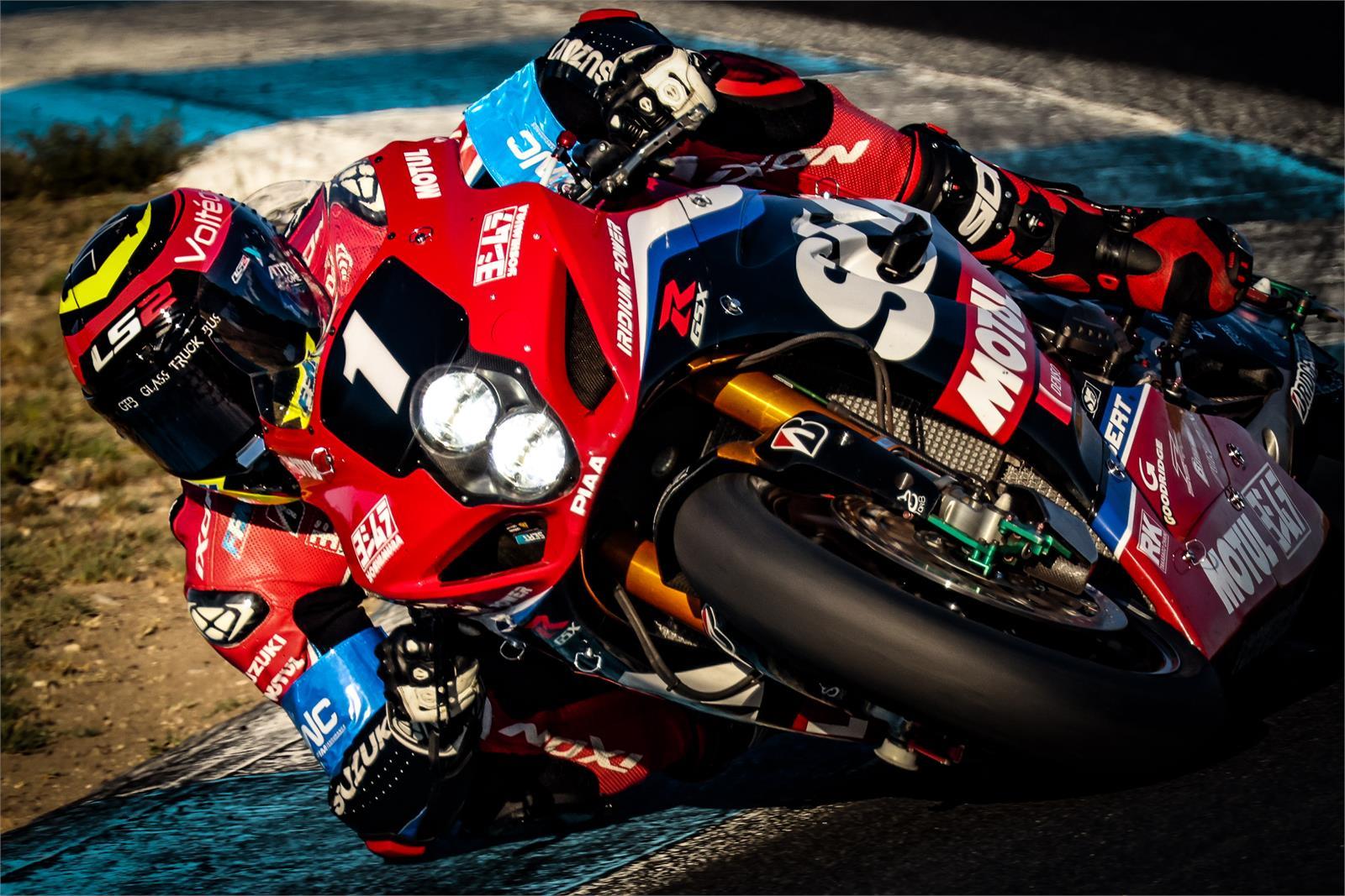 ヨシムラSERT Motul エストリル12時間耐久を予選3番手からスタート