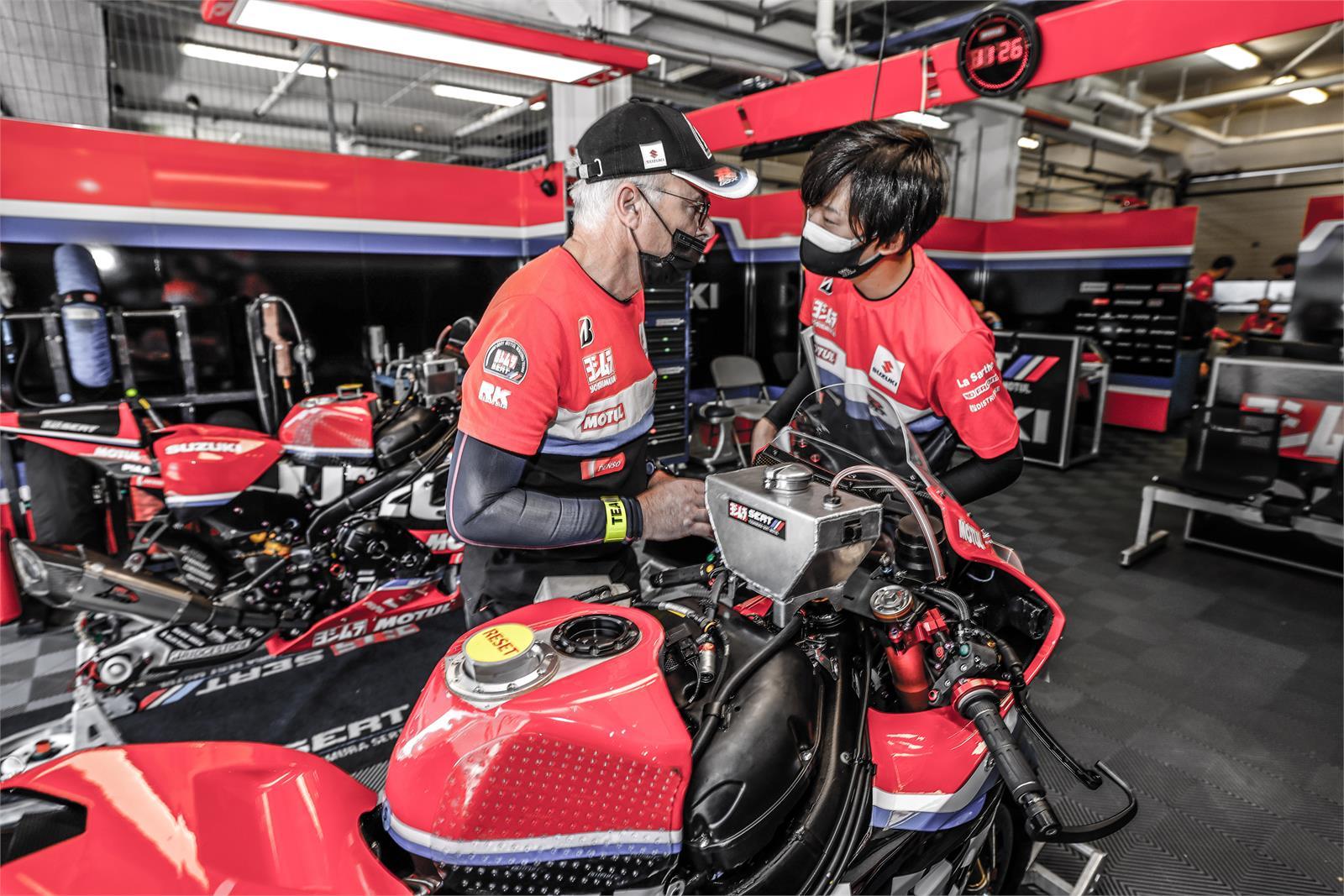 ヨシムラSERT Motul エストリル12時間耐久で予選暫定3位を獲得