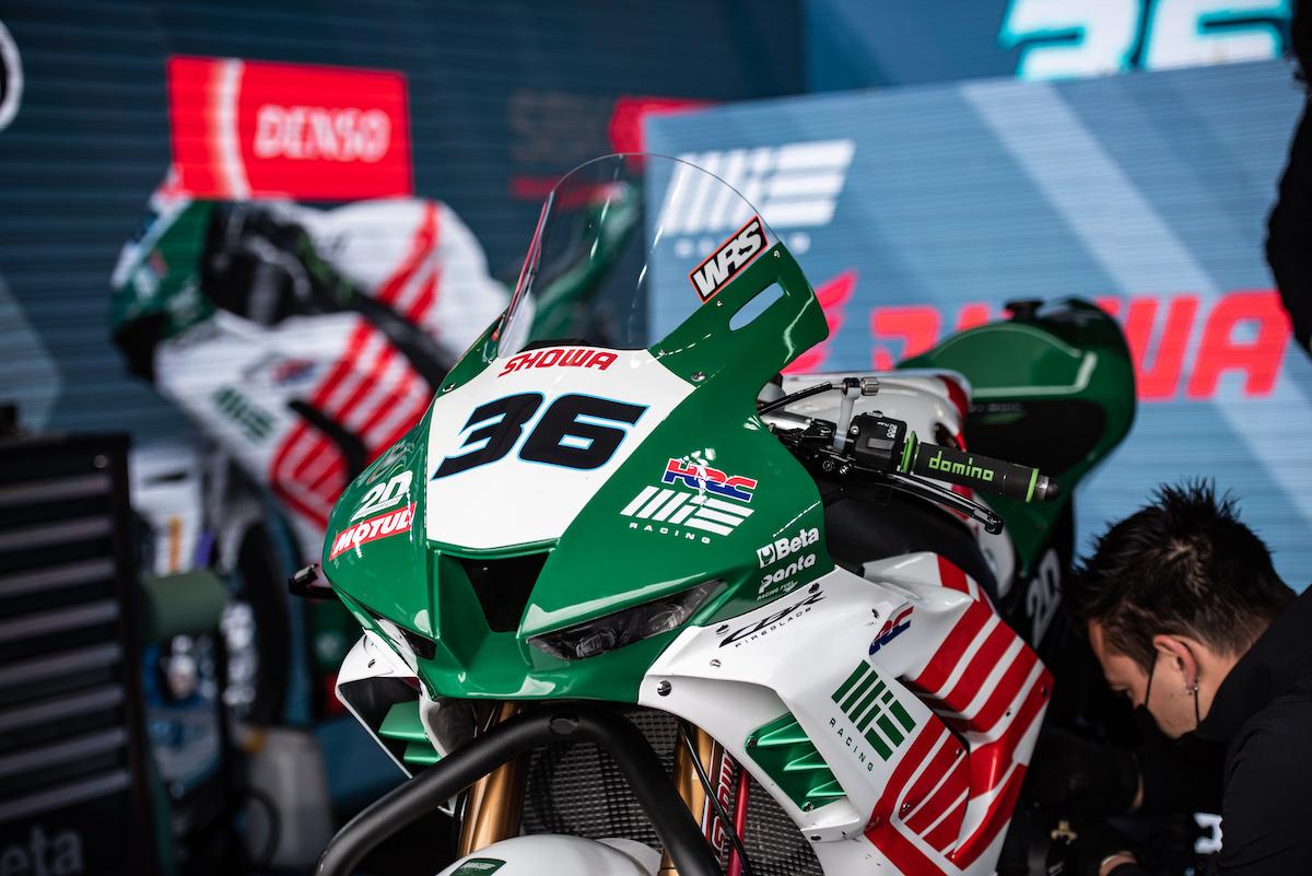 MIEレーシング 7月25日開催のオランダGPからレースに復帰