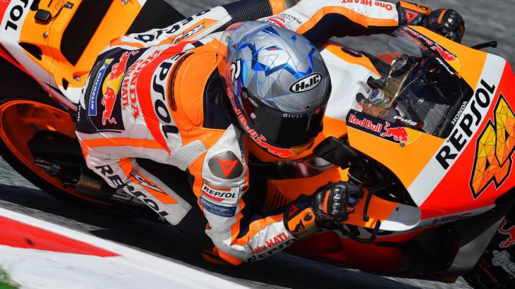 MotoGP2021スティリアGP 初日総合5位 ポル・エスパルガロ「今日はプランどおりに走行出来た」