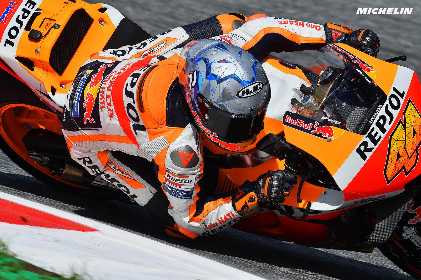 MotoGP2021 初日総合5位 ポル・エスパルガロ「今日はプランどおりに走行出来た」