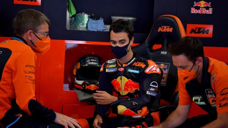 MotoGP2021スティリアGP 初日総合11位 ダニ・ペドロサ「FP3は更にクレイジーな状況になる」