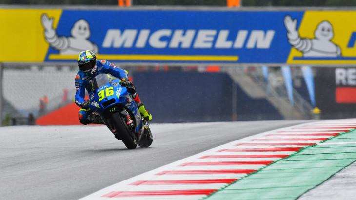 MotoGP2021スティリアGP 初日総合2位 ジョアン・ミル「ペースが良い事が重要」