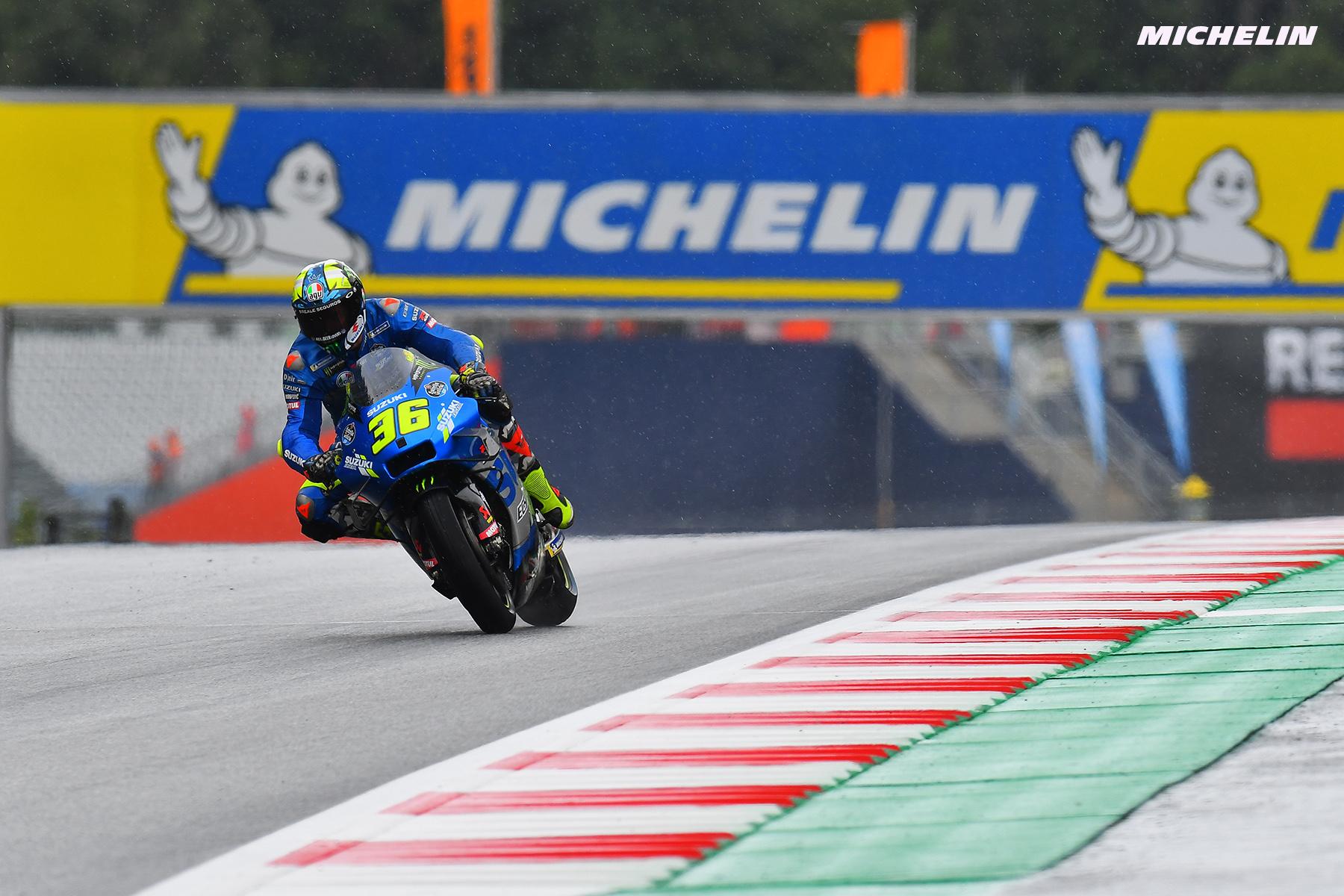 MotoGP2021 初日総合2位 ジョアン・ミル「ペースが良い事が重要」