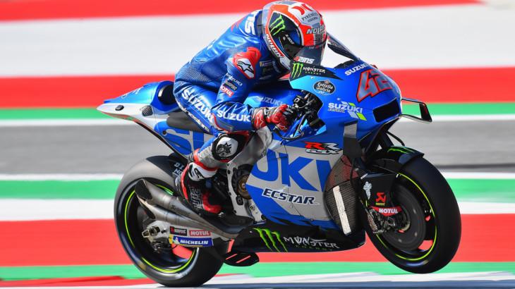MotoGP2021スティリアGP 予選13位アレックス・リンス「Q2に進出出来ずに終わってしまった」