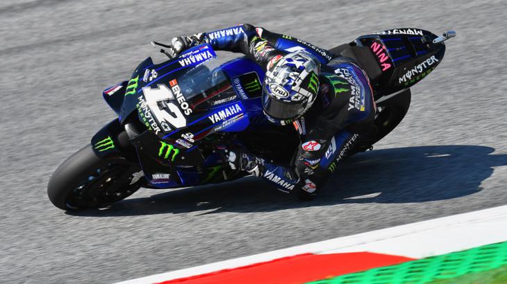 MotoGP2021スティリアGP 予選9位マーべリック・ビニャーレス「バイクがもっと機能すると思っていた」