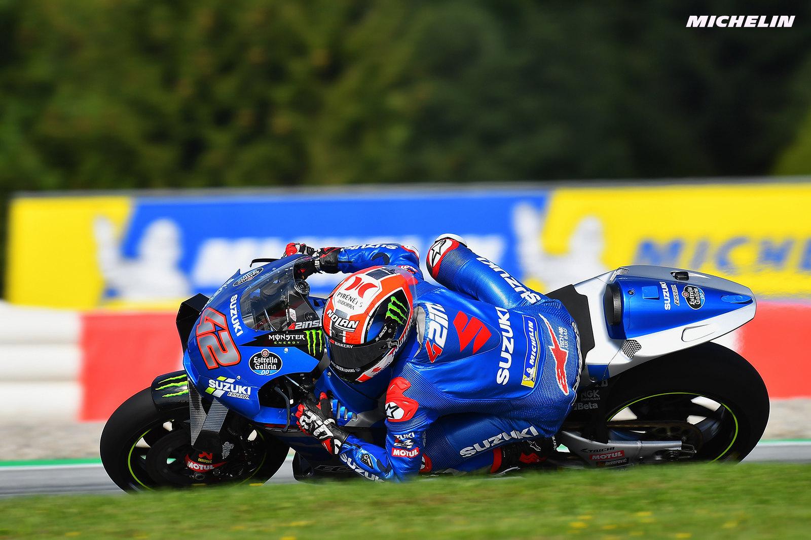 MotoGP2021スティリアGP 予選13位アレックス・リンス「Q2進出出来ずに終わってしまった」