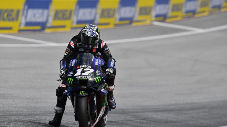 MotoGP2021オーストリアGP マーべリック・ビニャーレス「ヤマハには申し訳ないことをした」