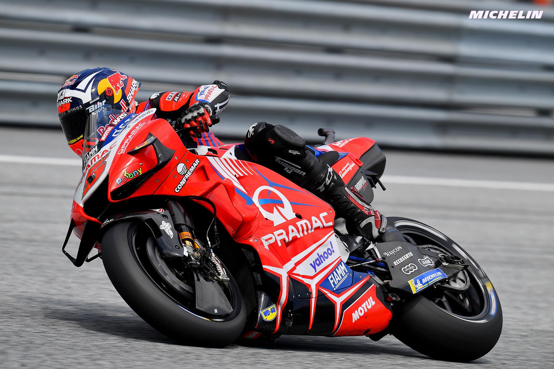 MotoGP2021スティリアGP 予選6位ヨハン・ザルコ「まだ改善の余地がある」