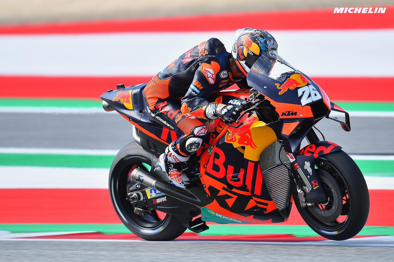 MotoGP2021スティリアGP 予選14位ダニ・ペドロサ「明日はトリッキーなレースになる」