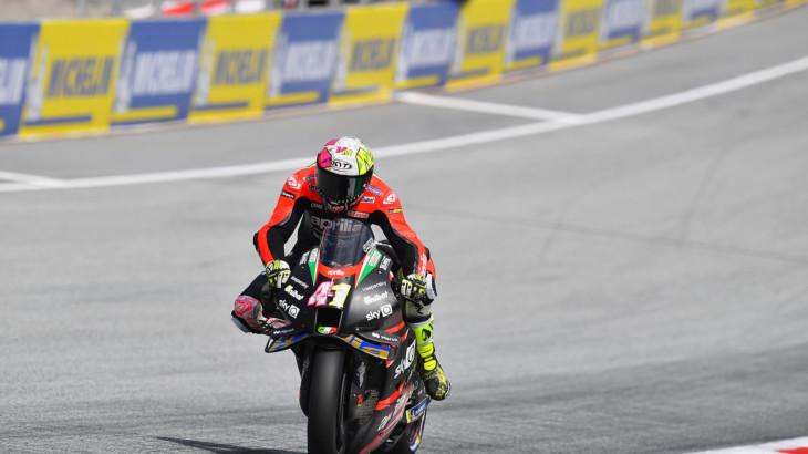 MotoGP2021スティリアGP アレイシ・エスパルガロ「危険行為を処罰するのがスチュワードの目的のはず」