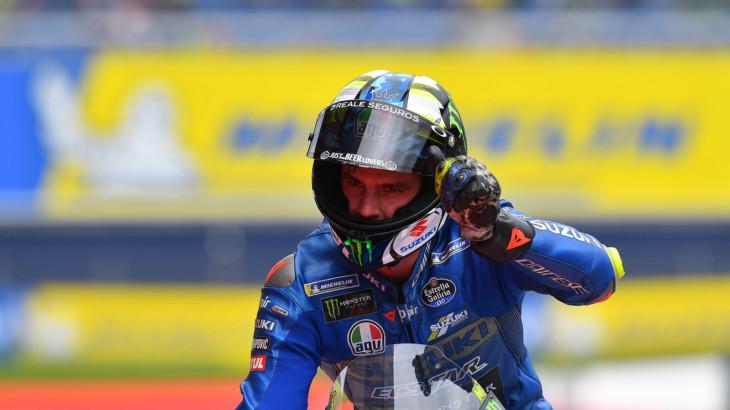 MotoGP2021スティリアGP 2位ジョアン・ミル「今までライドハイトデバイスなしに戦っていたことが信じられない」