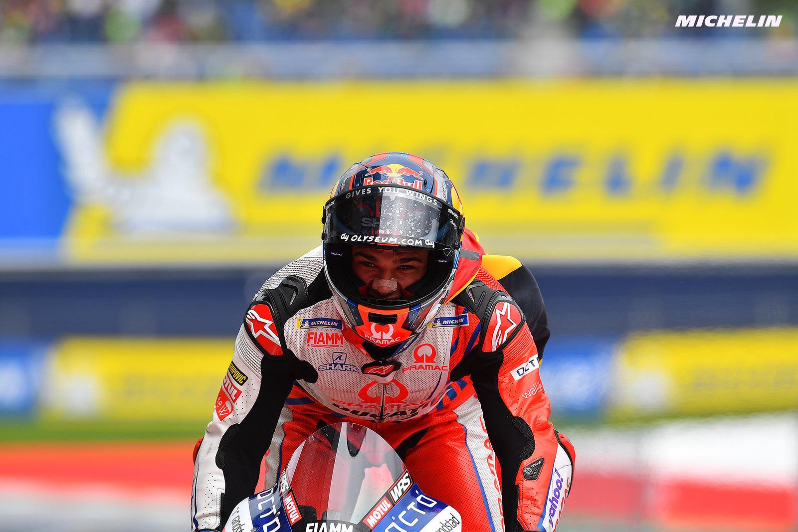 MotoGP2021スティリアGP ホルヘ・マルティン「今まで自分の参戦を助けてくれた皆に感謝」
