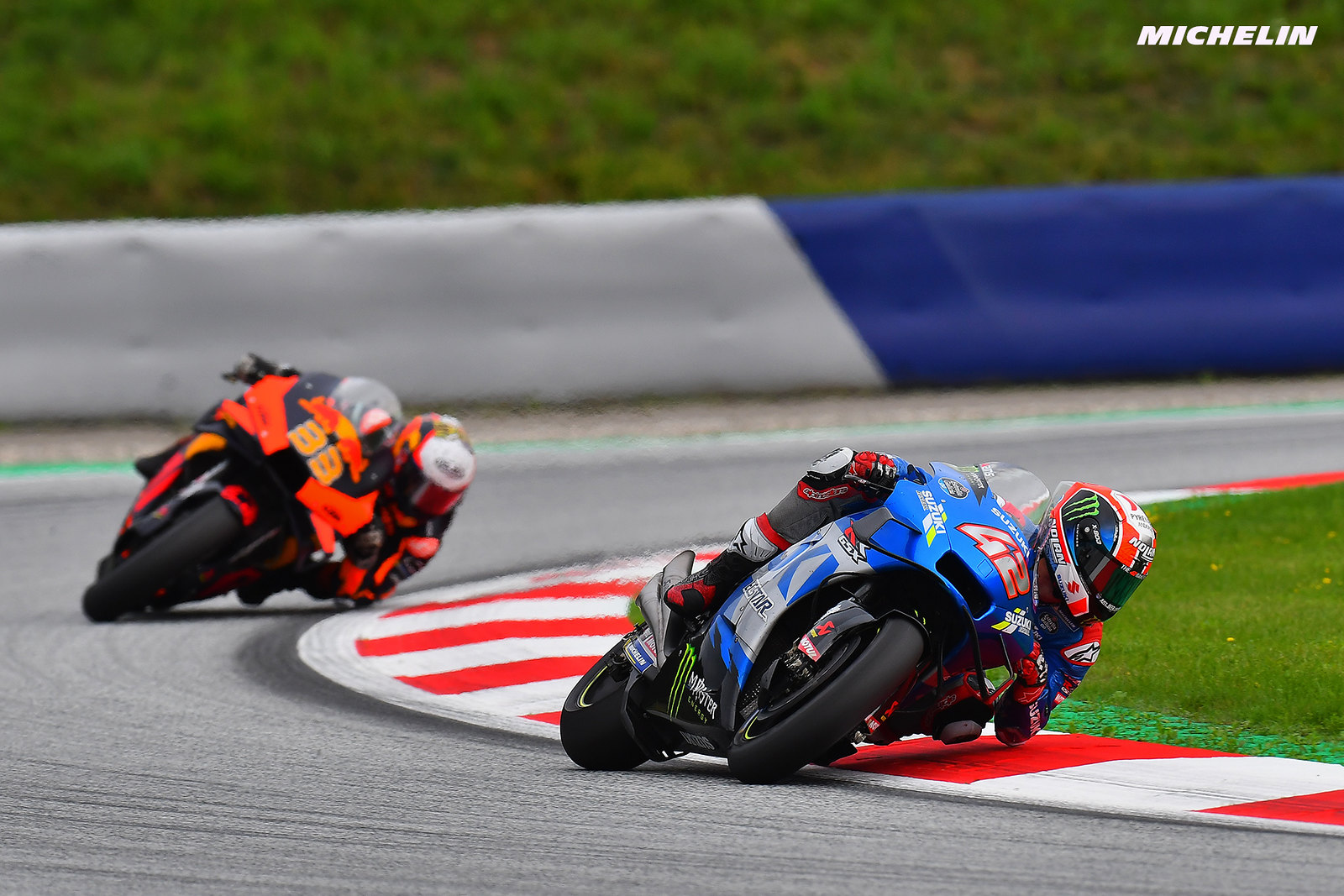 MotoGP2021スティリアGP 7位アレックス・リンス「ブレーキングに自信が持てなかった」