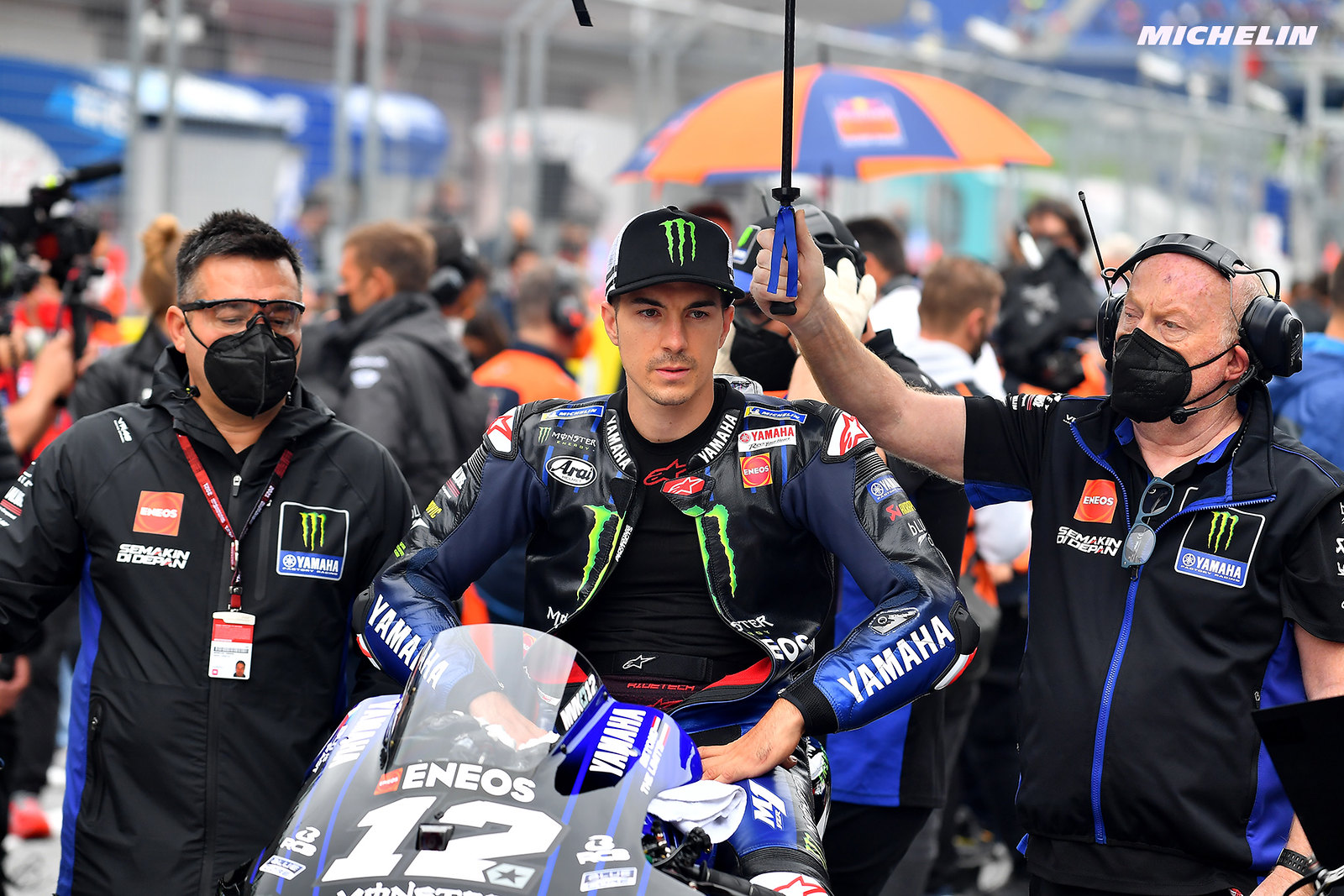 MotoGP2021スティリアGP マーべリック・ビニャーレス「自信を持ってレースに挑むことが出来ない」