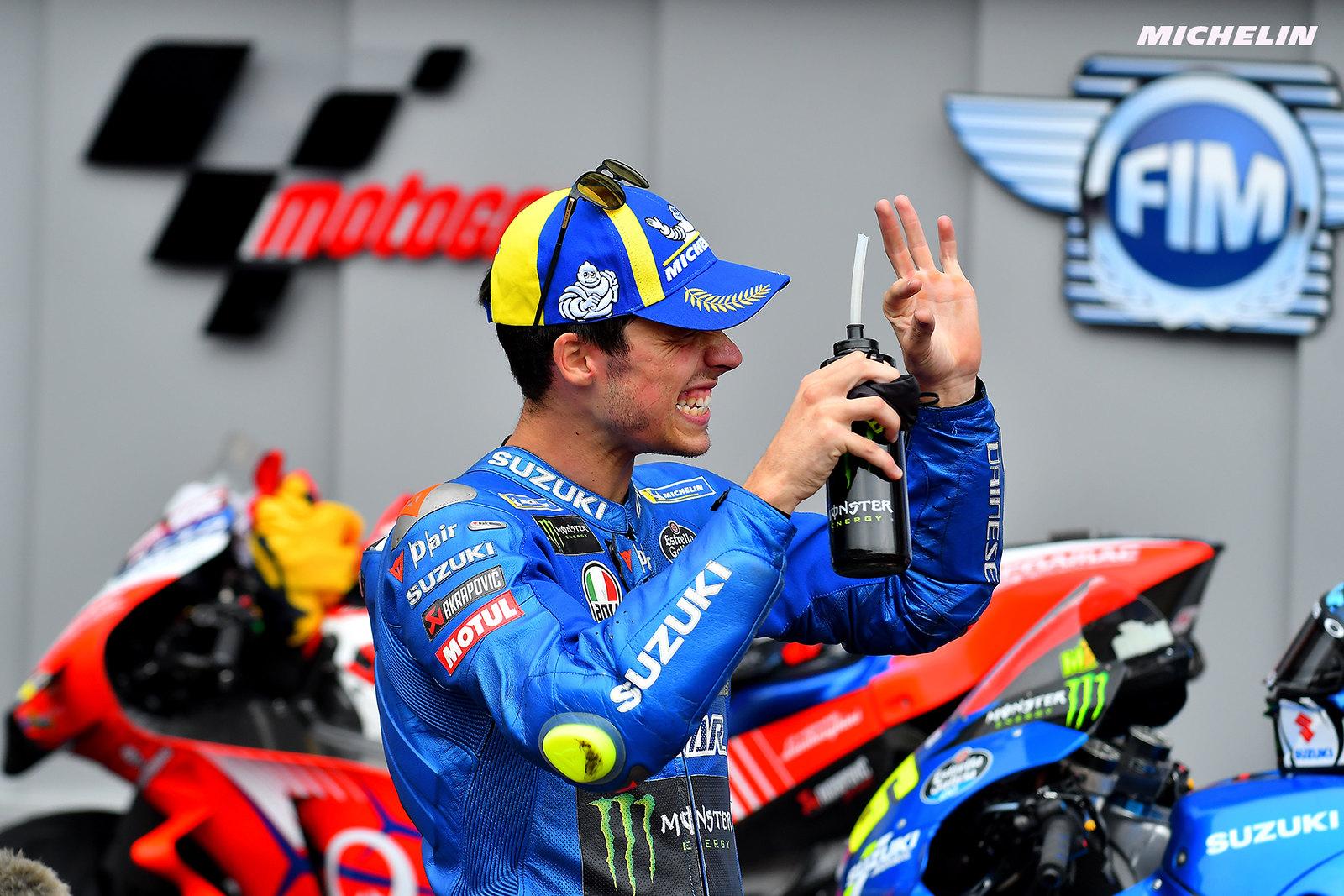 MotoGP2021スティリアGP 2位ジョアン・ミル「