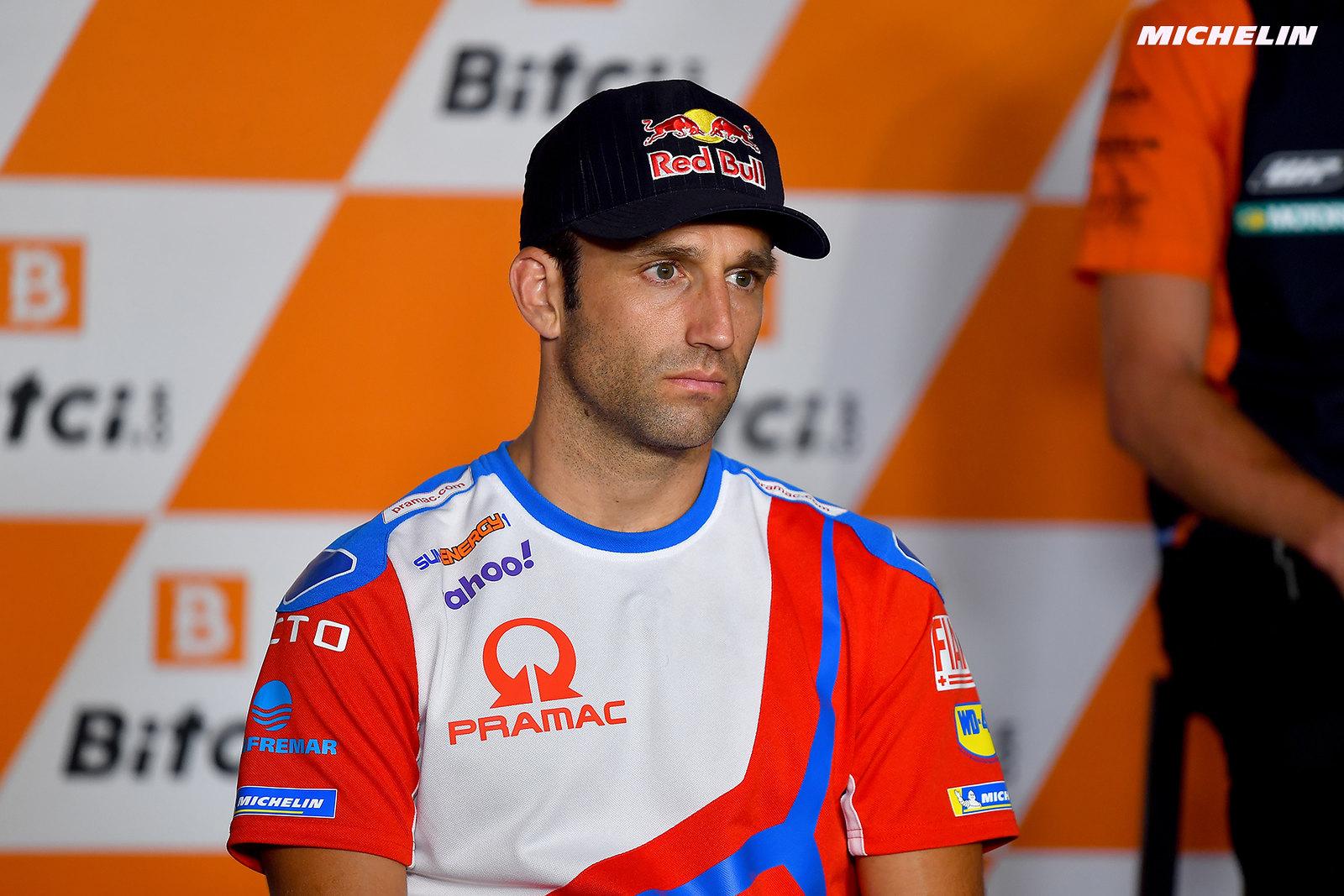 MotoGP2021オーストリアGP ヨハン・ザルコ「ビニャーレスと当時の自分の状況は異なる」