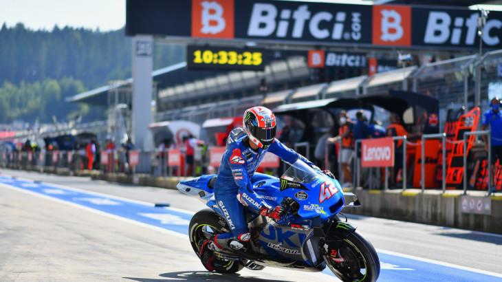 MotoGP2021オーストリアGP 初日総合  3位アレックス・リンス「今週は結果を出す必要がある」