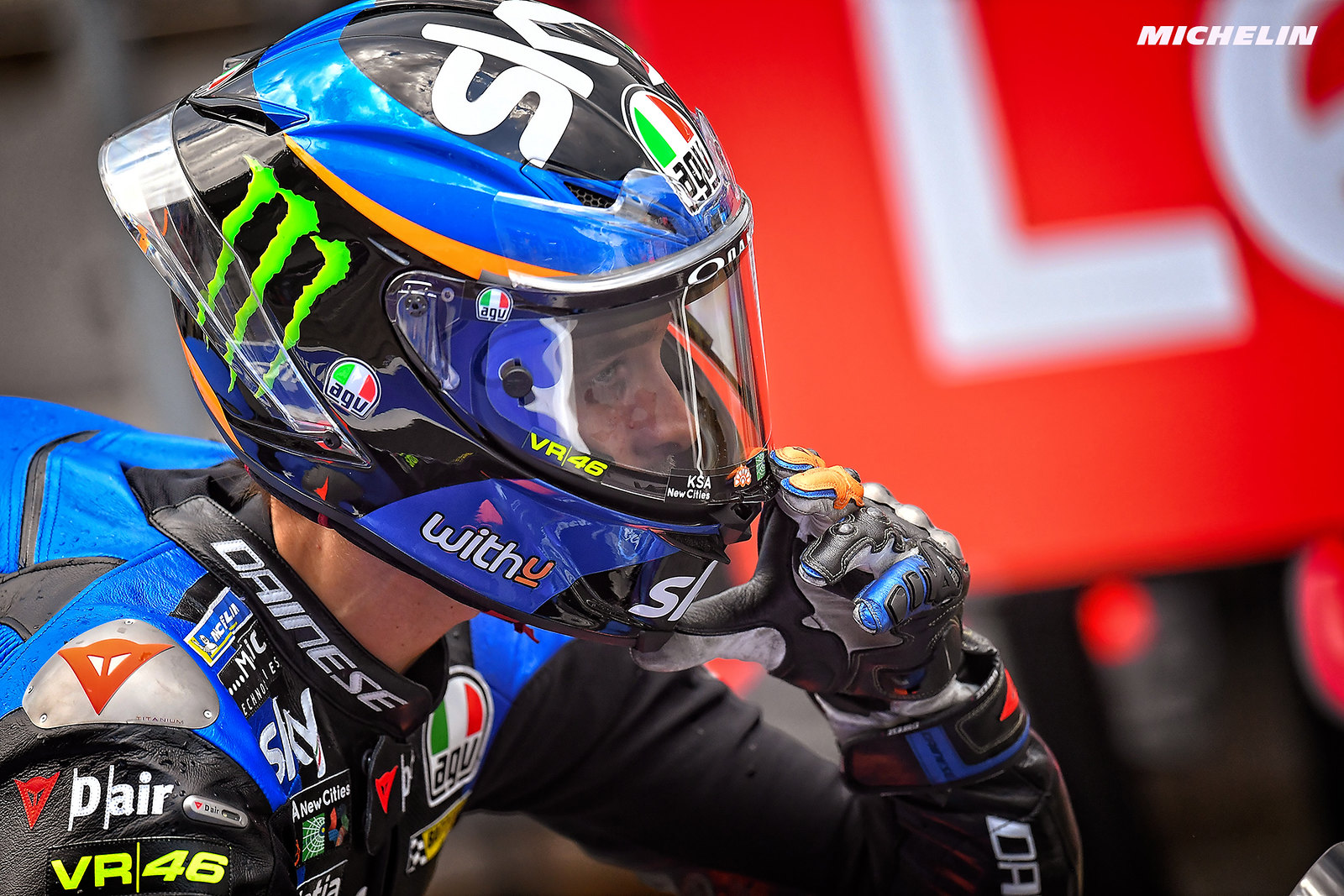 MotoGP2021オーストリアGP5位 ルカ・マリーニ「バイクを乗り換えない判断が功を奏した」