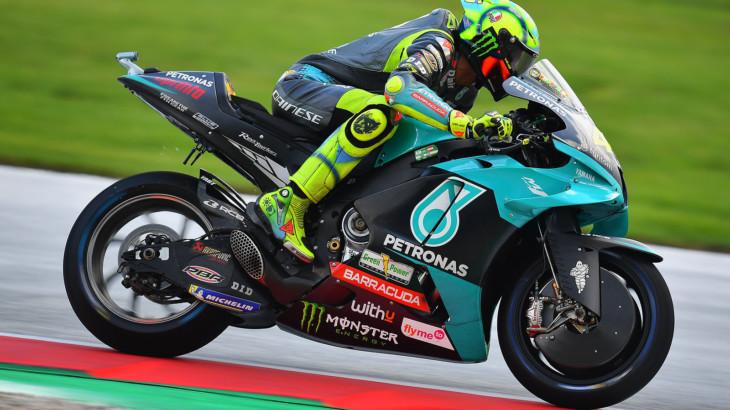 MotoGP2021エミリア・ロマーニャGP バレンティーノ・ロッシ「終わりが近づいてくるのは悲しい」