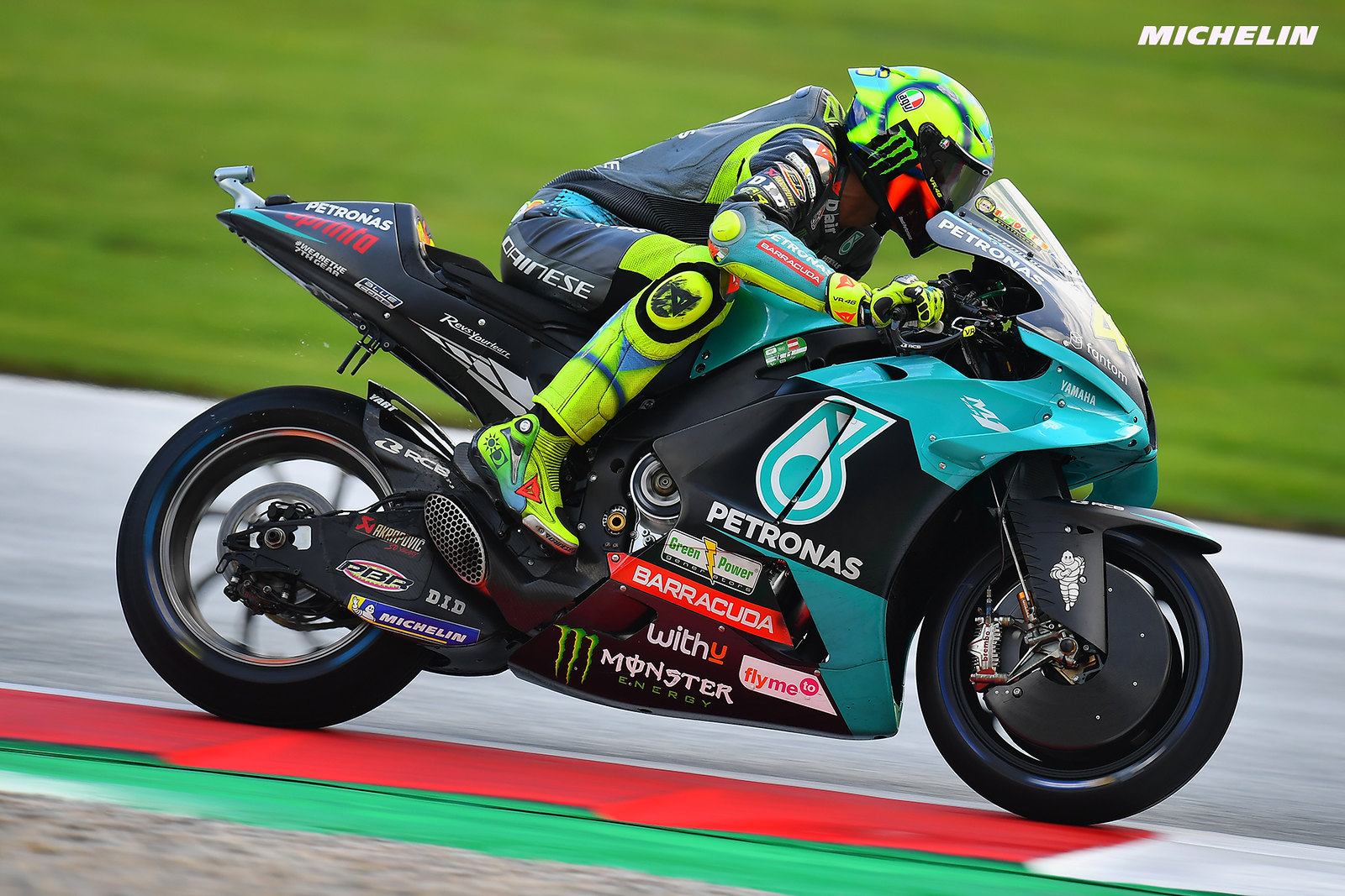 MotoGP2021オーストリアGP 初日総合 14位バレンティーノ・ロッシ「ビニャーレスのオンボード映像はもっと酷いものを想像していた」