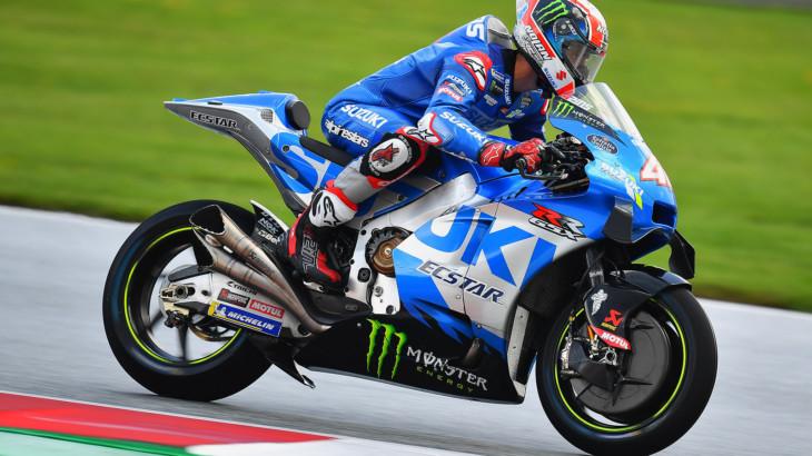 MotoGP2021イギリスGP アレックス・リンス「再びチームと共に優勝を祝いたい」
