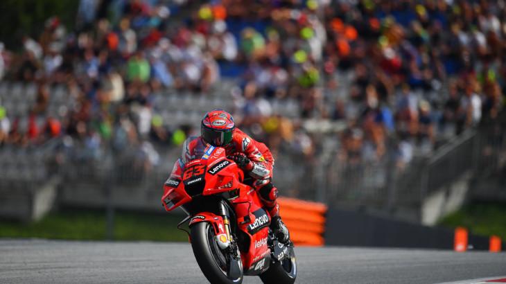Ducati ダヴィデ・バラーナ「今までのところ、2021年は技術的な側面では非常に満足」