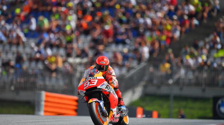 MotoGP2021イギリスGP マルク・マルケス「シルバーストーンは難しいレースになるだろう」