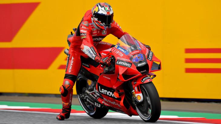 MotoGP2021オーストリアGP 予選6位ジャック・ミラー「明日のレースタイヤをどうすべき悩んでいる」