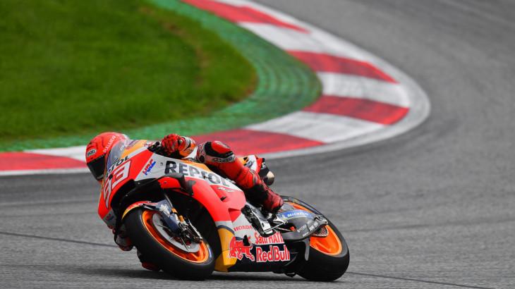MotoGP2021オーストリアGP15位 マルク・マルケス「復帰後のレースの中ではベストと言えるレース」