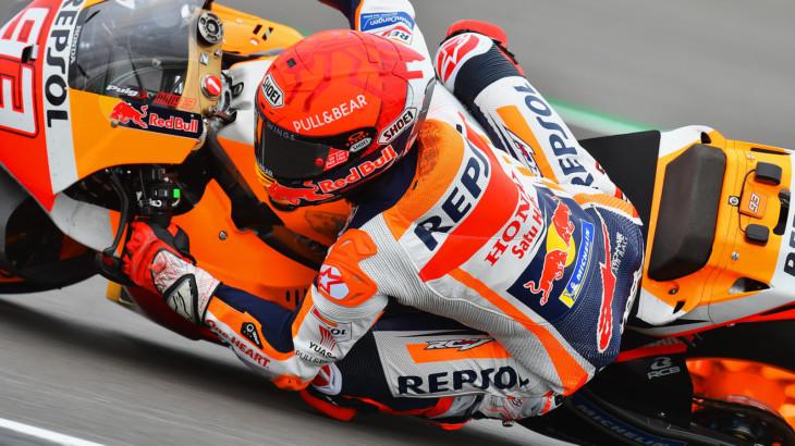 MotoGP2021アラゴンGP マルク・マルケス「過去の成績に頼ることはできない」