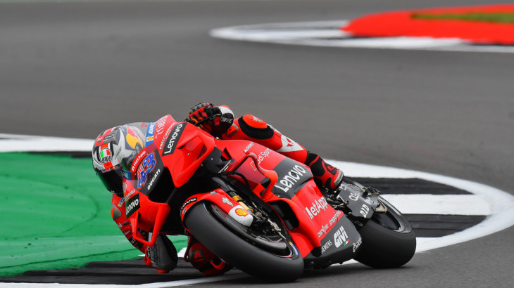イギリスGP 初日総合 2位ジャック・ミラー「両セッションとも良い走行が出来ている」