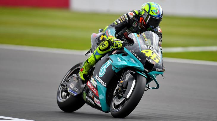 MotoGP2021エミリア・ロマーニャGP バレンティーノ・ロッシ「イタリアのファンに楽しんでもらいたい」